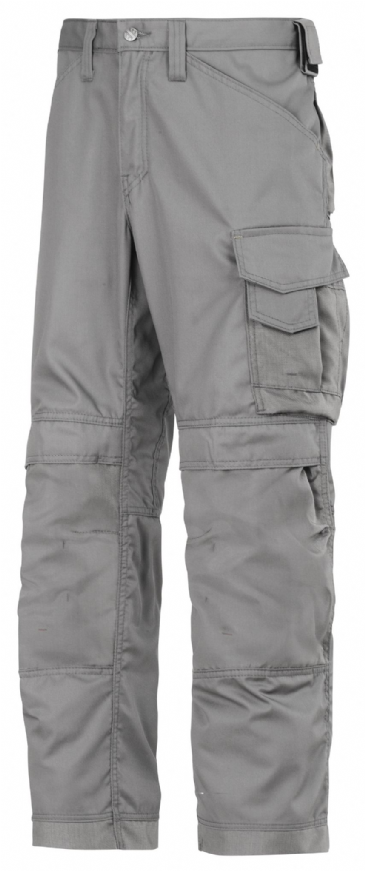 Snickers 3311 CoolTwill Craftsmen Trousers (Grey)